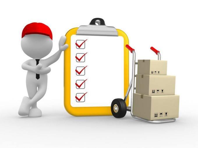 Lưu ý khi lựa chọn dịch vụ chuyển nhà