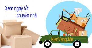 Làm sao để xem được ngày giờ tốt chuyển nhà chính xác? 2