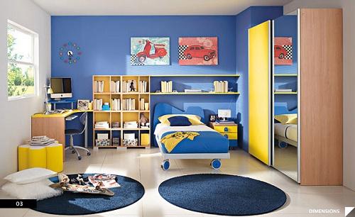 Những điều cấm kỵ trong bài trí phòng ngủ của trẻ ở nhà mới 1