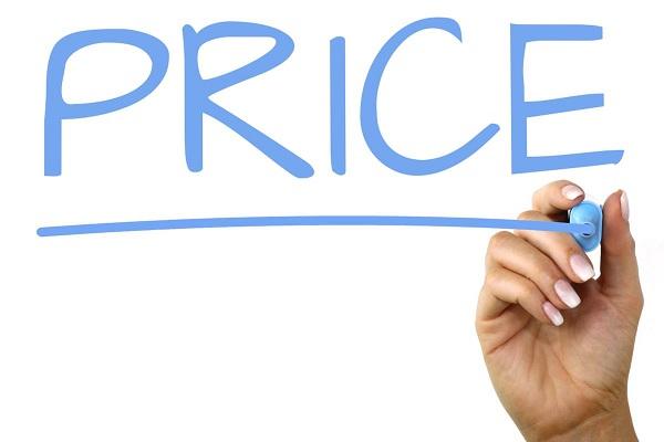 Giá cả dịch vụ