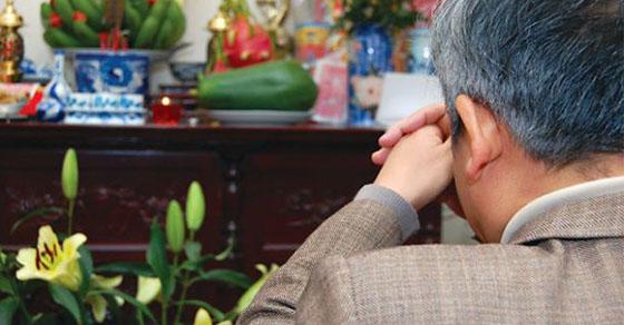 Bài văn khấn cúng Thanh Minh tại nhà trong gia đình chính xác nhất